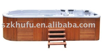 massage pool KHUFU-8810,1.45mdeep CE,FCC,TUV,UL,KCC,ROHS