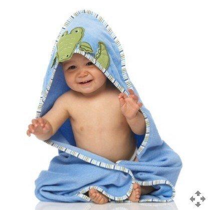 Aliexpress populair witte baby deken in zwarte baby dekens - Wassen handdoeken ...