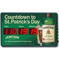 LED countdown clock, digital countdown clock