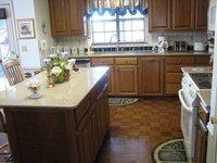 Marble/Granite Kitchen Cabinet/customize retail&wholesale