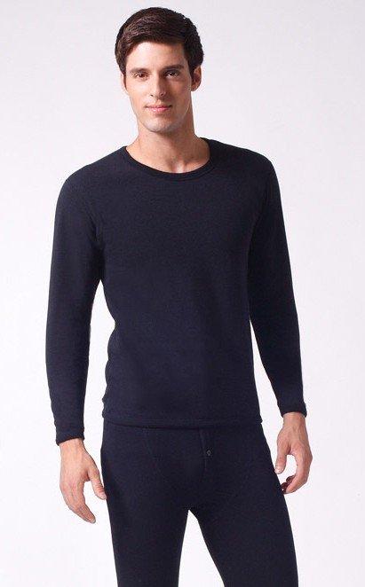 ... Ms. charcoal wool thermal underwear man / men's thermal underwear