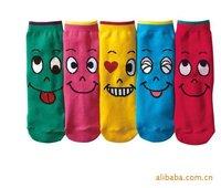 Wholesale-5 designs 40pairs/lot Baby socks infant cotton socks