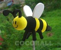 Hot Sale eva foam aerial antenna ball topper bee