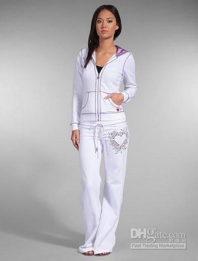 Das 2ps/lot Mulheres terno do lazer fatos de treino Casacos Sportswear Vestuário Suit Tamanho SML XL - Frete grátis(China (Mainland))