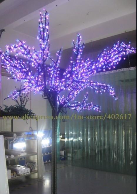 Free shipping+Wholesale christmas decoration Led tree/led tree light/led tree lamp/led tree top/Holiday Lighting(China (Mainland))