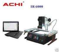 100% original ACHI IR-6000 Dark Infrared BGA XBOX Rework Station free shipping