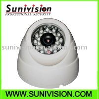 IR Indoor CCTV Camera/ Plastic CCTV Camera
