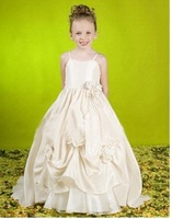 hot sale free shipping new arrived Children dres girl dress Beautiful Marriage gauze skirt Flower dress Evening dress skirt Gown