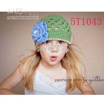 Caps knitting hat crochet hat headband barrette girls beanie muffle beret CL836 Children&#39;s hats baby(China (Mainland))