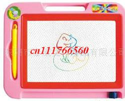 96pcs/lot Educational Kid Blue White Drawing Board Intellect Toy(China (Mainland))