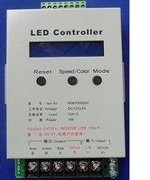 LED RGB controller,10A*3 channels output,DC12V input