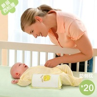 Wholesale-15PCS Nishimatsu house Babies shape pillow / correct the flat head / anti-roll pillow baby pillow