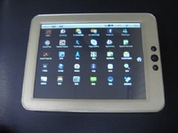 "8"" Notebook WiFi Google Android 2.1 MID Tablet PC"