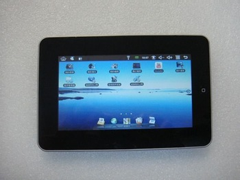 "7"" Flat computer 256M Memory 2GB WIFI MID Tablet PC"