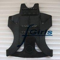 Black Anti Slip Pad Ground Grips SHOE TREADS,Ice/Snow Crampons Cleats Shoes Grip,non slip ice treads(NO.E),100pcs/lot