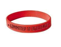 School Kid's Gift/ Promotional Silicon Wristband / FREE SHIPPING/wedding slogan
