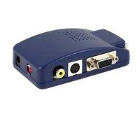 VGA to AV  signal converter YS-VG01,  PC to PAL convertor