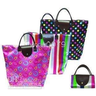 Sell  Eco-friendly Reusable Shopping bags/Foldable Bag 10pcs/lot11934