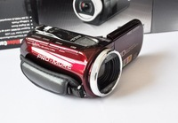 RED 12MP HD DIGITAL CAMCORDER HD-C4