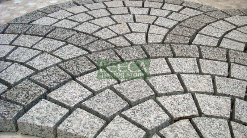 Granite Stone Blocks Garden Stone Decor,block