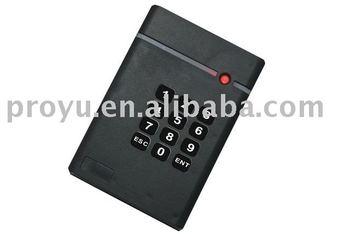 EM/ID 125Khz Proximity Access Control Card Reader with keypad PY-CR27