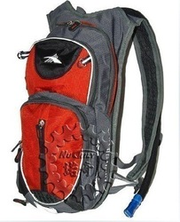 Free Shipping!! 2011 New HIGH SIERRA backpack/bike bag/water bag*containing red riding back(China (Mainland))