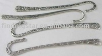 FREE SHIPPING 12 pcs Mixed Tibetan Silver book mark Crafted Bookmark FC1676-9