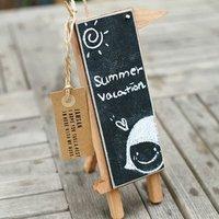 Wholesale --Free Shipping Mini Blackboard  / message board / Message Board / Memo Board / Stationery
