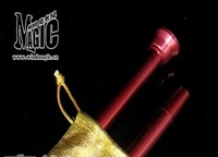(Red)Dancing Cane Aluminum(2-parts assembly),stage magic,magic products,magic sets,magic props,magic tricks,magic show