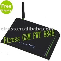 Free shipping GSM FWT/Fixed Wireless Terminal/Dailer / Lanline local loop  Etross-8848, Dual band 900/1800Mhz