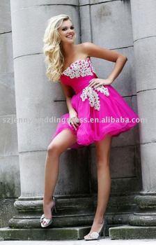 Short Cocktail Dress Gowns /Prom Ball Evening Dress