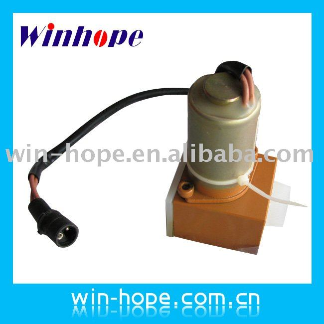 electromagnetic valve for cat excavator(China (Mainland))