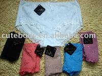 hotsale underwear wholsale price woman garment