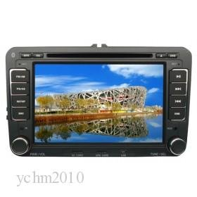 7\\\' Car DVD Player For VW-Sagitar /Magtion/Golf/Bora /Caddy/Touran With(China (Mainland))