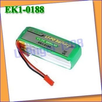 ESKY-001336 EK1-0188 11.1V 20C 800Mah Lipo For Big LAMA+Free shipping