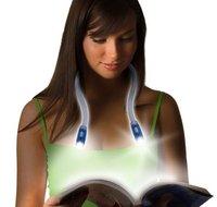 newest! hug light,led reading light, flexible light, reading lamp