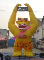 giant inflatable ,Inflatable gorilla, advertising display,  GK-AD03--wholesale&retail