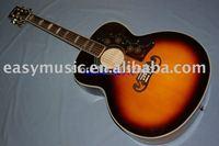 J200 Acoustic Guitar China produce