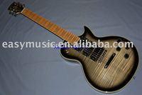Custom Electric Guitar TBK Color 3 pickup