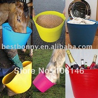 12L Eco-friendly Plastic PE bucket ,wholesale price