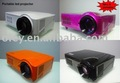 2units of 2200 lumens hdmi led projector for home cinema free shipping+full warranty