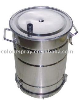 powder hopper 45L(36*52CM)