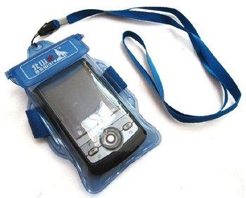 2011 new cell phone waterproof bag tpu waterproof bag