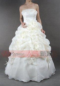 The new bridal dress wedding dress bridal gown HSA12