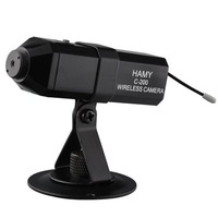 Wholesale and retail+Guaranteed 100% +4 Channel Wireless 2.4GHZ High Quality Color CMOS Camera