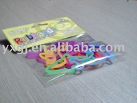 Cartoon rubber band