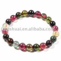 wholesale female of natural tourmaline bracelet