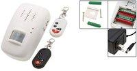 Freeshipping+Guaranteed 100% +Remote Control Wireless Motion Sensor Alarm Security