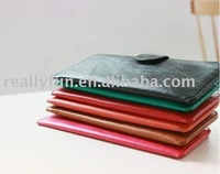 20pcs/lot Wholesale High Fashion PU Leather Wallet/Purse,Lady's Fashion Wallet