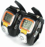 FREESHIPPING+Backlit Walkie Talkie Digital Watch + VOX Operation